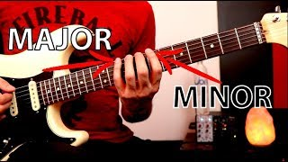 Solo In ANY Key (Major or Minor) w/ ONE Scale Shape