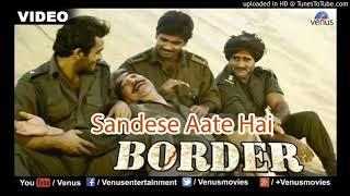 Sandese Aate Hai (instrumental)