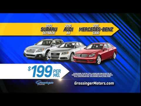 Grossinger Motors 30 30 Event Youtube