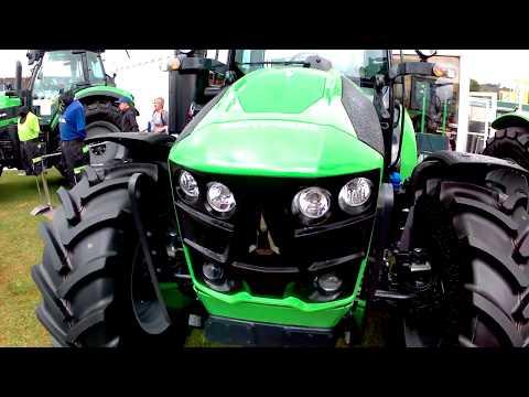2018 Deutz-Fahr 5110G 3.8 Litre 4-Cyl Diesel Tractor (101HP/106HP)