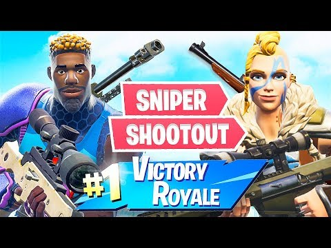 new-sniper-shootout-game-mode-fortnite-battle-royale