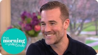 James Van Der Beek Admits That He Is Hopelessly American | This Morning
