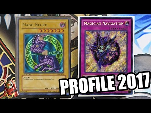 *YUGIOH* BEST! DARK MAGICIAN DECK PROFILE! NEW MARCH 31st 2017 BANLIST! (NEW FORMAT)