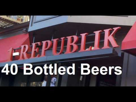 1 Republik is Open in Hoboken (Not One Republic)