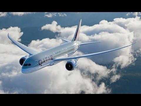 QATAR AIRWAYS A350-1000 Making❤😱😱😱😱