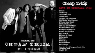 Cheap Trick: 1994.05.20 Yokohama Japan, Soundboard Remaster