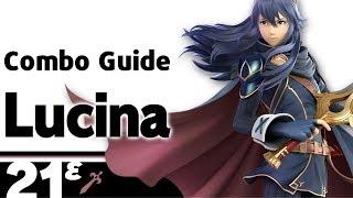 Super Smash Bros Ultimate Lucina Combo Guide