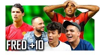 TOP 10 GOLS PERDIDOS - DESAFIO ED GAMA, JULIO COCIELO E IGÃO