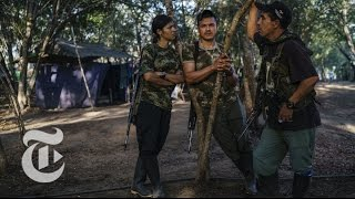 A Deadly Peace in Colombia as FARC Disarms | The New York Times