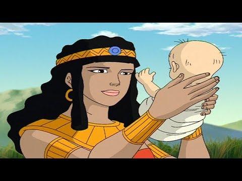 ANCIEN TESTAMENT | Le Prince Moïse | Épisode 15 Complet | Dessin Animé Pour Enfans