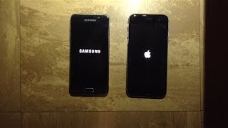 samsung galaxy a3 2016 vs iphone 6 which is faster