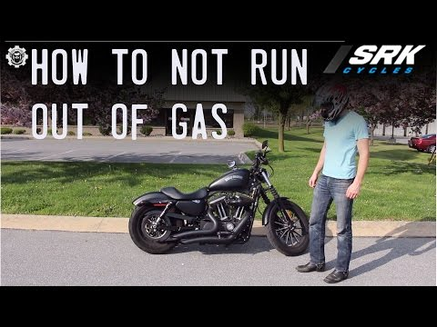 how to not run out of gas on a motorcycle youtube run out of gas on a motorcycle