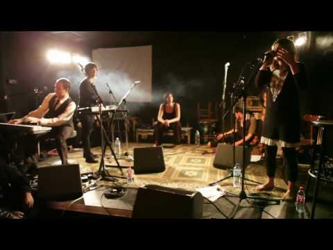 """MaJiKer's Lab 11/12/09 - """"Alaap"""" with Indi Kaur : à la compagnie générale de rock"""