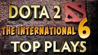 Dota 2 Top Pro Plays The International 6
