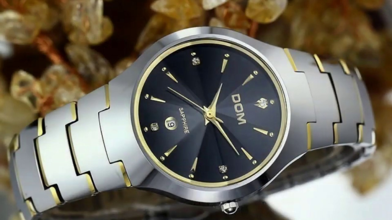Мужские часы DOM в НовомУренгое