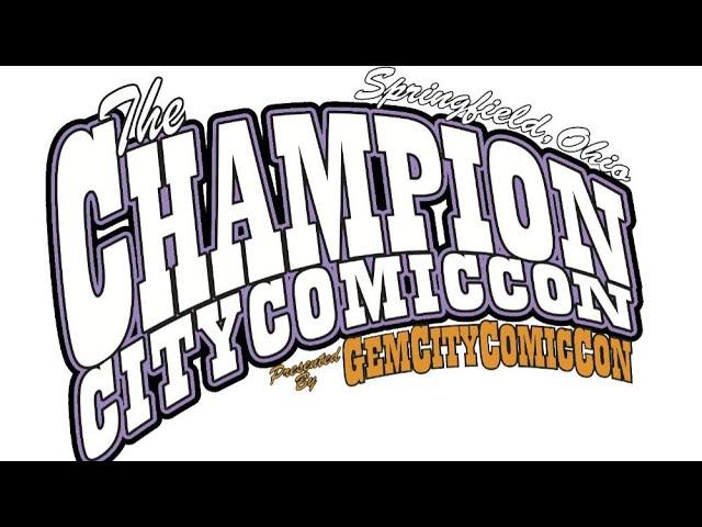 Champion City Comic Con 2020 Online Part 2