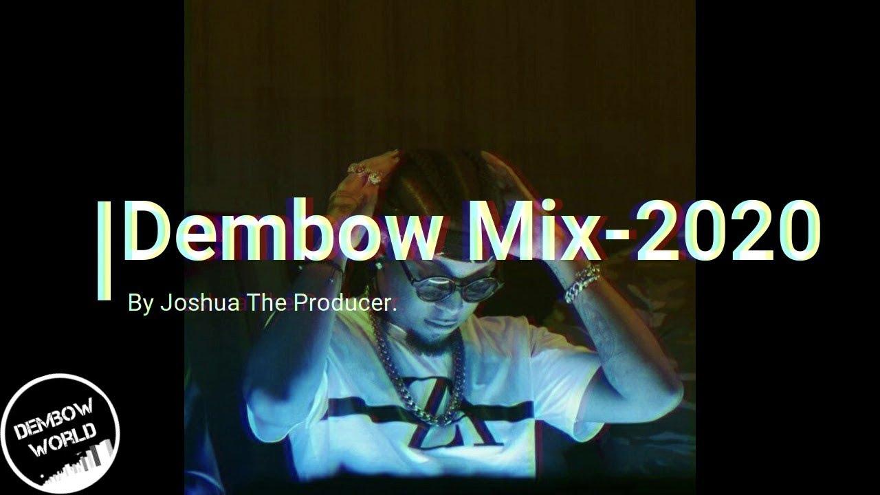 DEMBOW MIX 2020 LO MAS PEGADO & SONANDO - A NIVEL DE CALLE Vol. 1