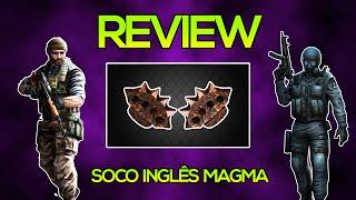 [CF] Review Soco Inglês-Magma - Crossfire-AL