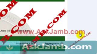 Jamb 2017 questions now available