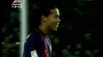 Season 2003/2004. FC Barcelona - Athletic Bilbao - 1:1