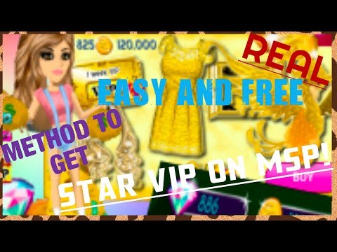 How To Get Free Star Vip On Msp June Free Fidget Spinners Msp Acc