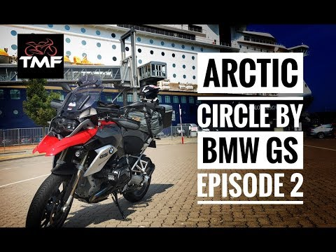 The Arctic Circle by BMW R1200GS - Episode 2 - Oslo to Lillehammer