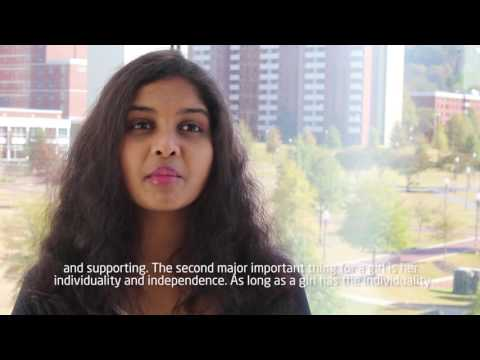 INTO UAB: Meet Veena from India