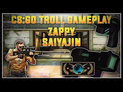 Counter-Strike: Global Offensive | CS godddddd #8 | Zappy is Happy xD