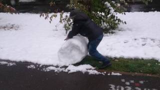 Скачать В моём городе вновь первый снег