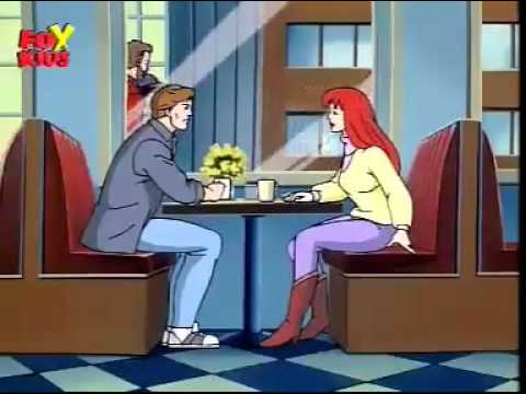 Spider-Man 1990's Cartoon Series - #50A