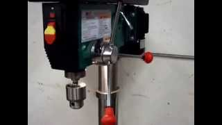 Drill Press Chuck Removal - Part 1 Of 2 By Autodrill