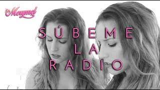 Subeme la radio (Piano Cover) - Enrique Iglesias | Merymel ♡