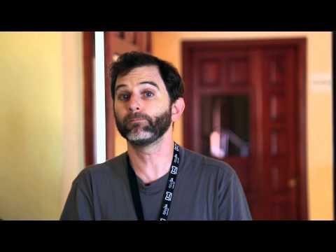 Diego Batlle, Taller Crítica de Cine #EncuentrosCartagena #InolvidableFICCI55
