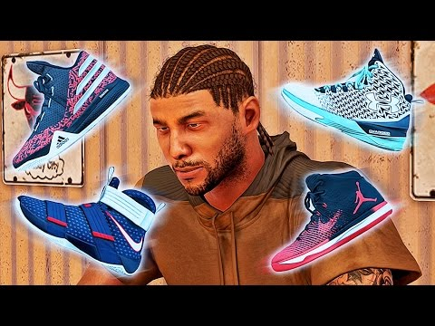 WHICH SHOE BRAND TO GO FOR?! Hypebeast, Iconic, Familiar or Heritage? - NBA 2K17 PS4 MyCareer