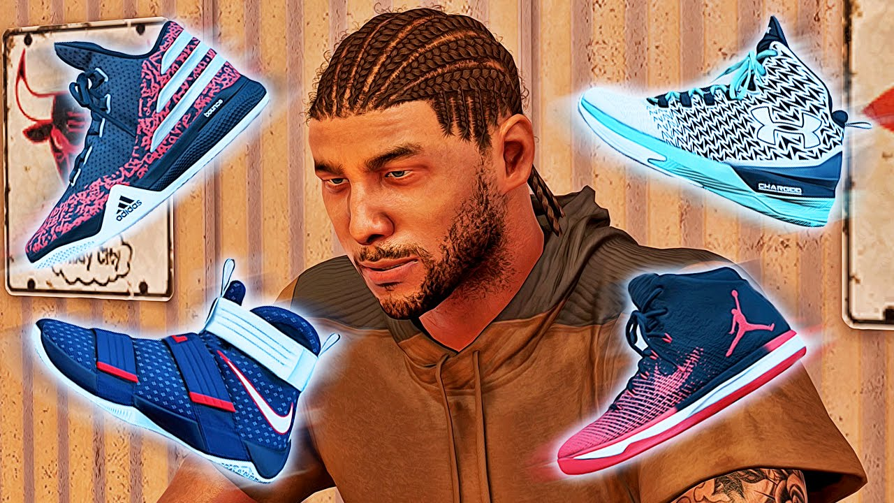 WHICH SHOE BRAND TO GO FOR?! Hypebeast, Iconic, Familiar or Heritage? - NBA  2K17 PS4 MyCareer - YouTube