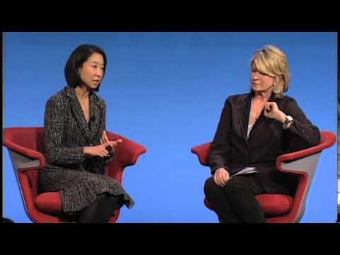 Martha Stewart at TEDMED 2009