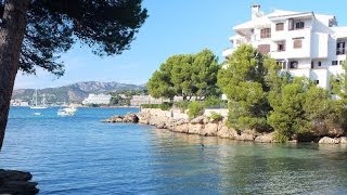 One day in Santa Ponsa - Mallorca HD