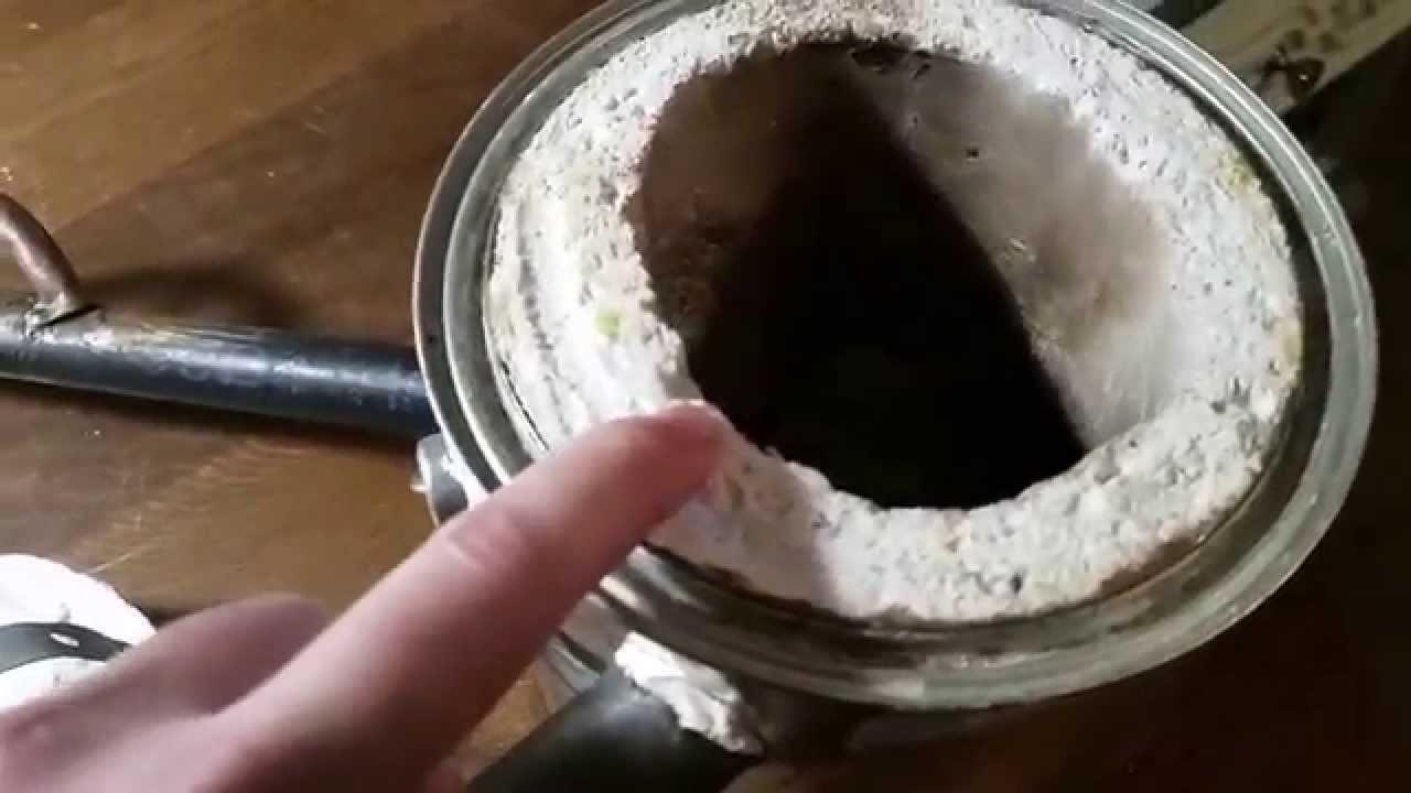 DIY Crucible Furnace - YouTube