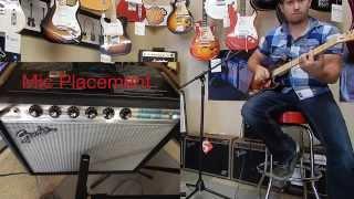 princeton reverb 68 reissue nfb demo sessions