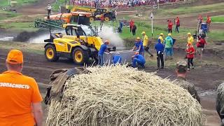 Бизон Трек Шоу 2018 гонки на тракторах (3 серия)