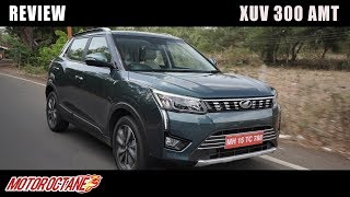 2019 XUV300 Diesel AMT | Hindi Review | MotorOctane