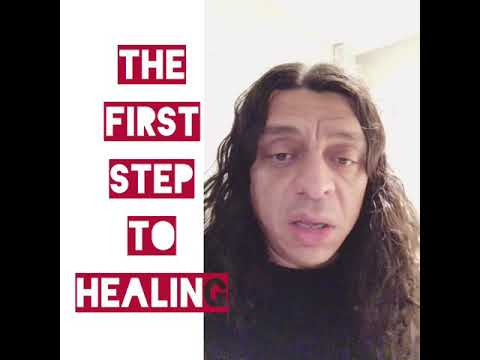 The first step in healing - it's a must - detox and detoxification