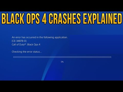 Why Black Ops 4 Zombies Crashes so Much Explained | Call of Duty Black Ops 4 Zombies