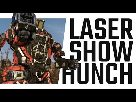 Laser Show Hunchback 4P Build - Mechwarrior Online The Daily Dose #522