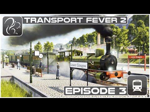 Transport Fever 2 - Chapter 1 Mission 3 - Scottish Whisky