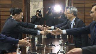 Two Koreas in fresh talks on Winter Olympics thumbnail
