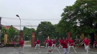 Múa vòng TQ (CLB DS - khu Khả Lễ )