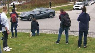 Jagd auf exotische Autos: Unterwegs mit Carspottern