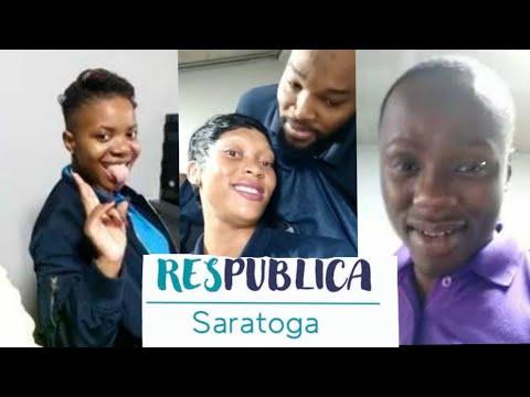 SARATOGA RESPUBLICA SARATOGA UNIVERSITY OF JOHANNESBURG WITH FRIENDS