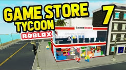 BUYING THE SECOND FLOOR LEVEL 5 - ROBLOX GAME STORE TYCOON #7
